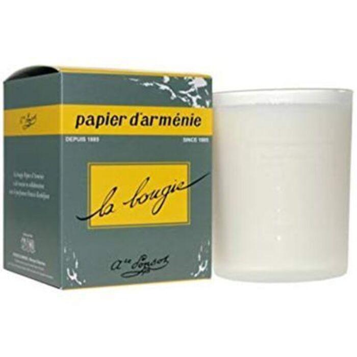 Bougie traditionnelle 220g Papier d'armenie-8039