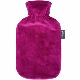 Bouillotte à eau flashy bleu rose - soframar -216199