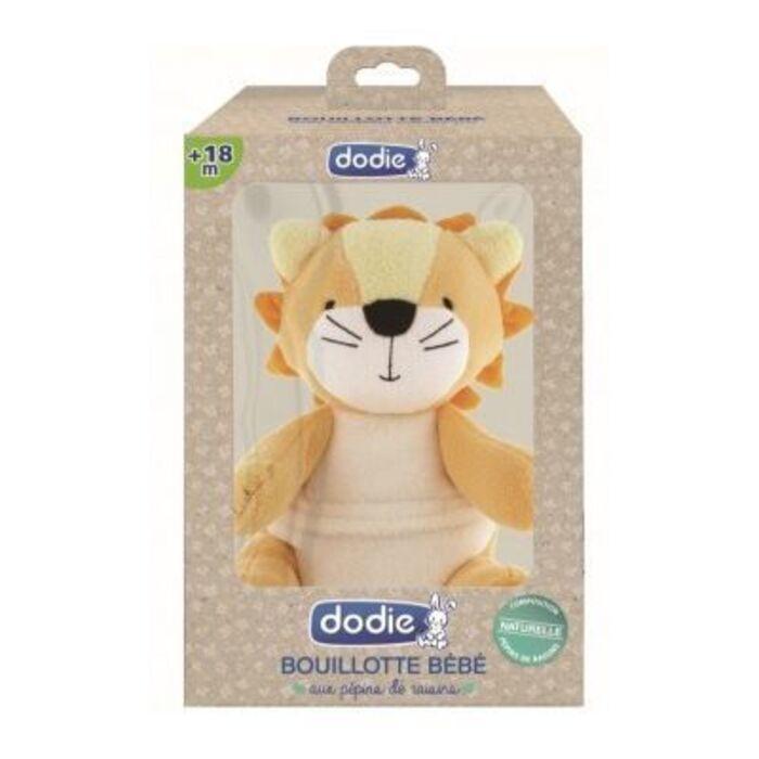 Bouillotte bébé dès 18 mois lion Dodie-222757