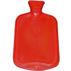 Bouillotte caoutchouc rouge - bouillottes caoutchou lamellees adultes - sanodiane -5714