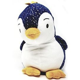 Bouillotte graines de lin happy le pingouin - sanodiane -222710