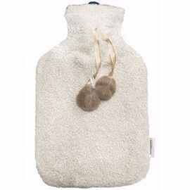 Bouillotte housse mouton - sanodiane -210460