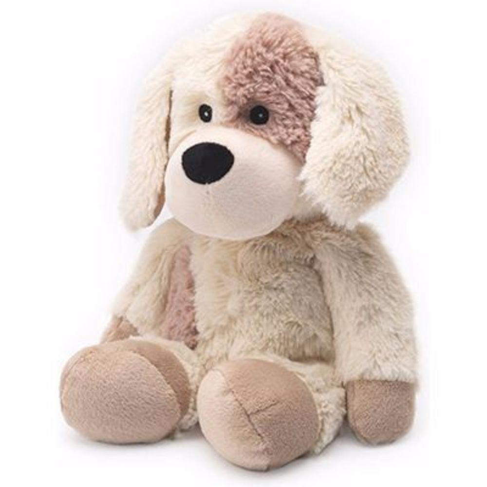 Bouillotte peluche chien juniors - soframar -210632