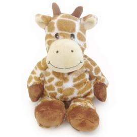 Bouillotte peluche girafe - soframar -201647