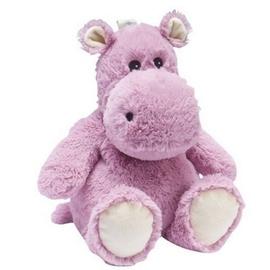Bouillotte peluche hippopotame - soframar -143954