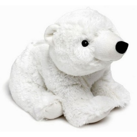 Bouillotte peluche ours polaire - soframar -144498