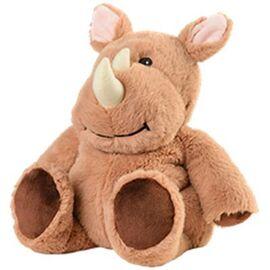 Bouillotte peluche rhino - soframar -221648