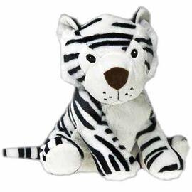 Bouillotte peluche tigre blanc - pelucho -225470