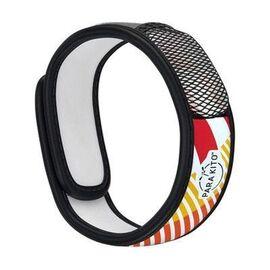 Bracelet anti-moustiques géométrics noir - parakito -226587