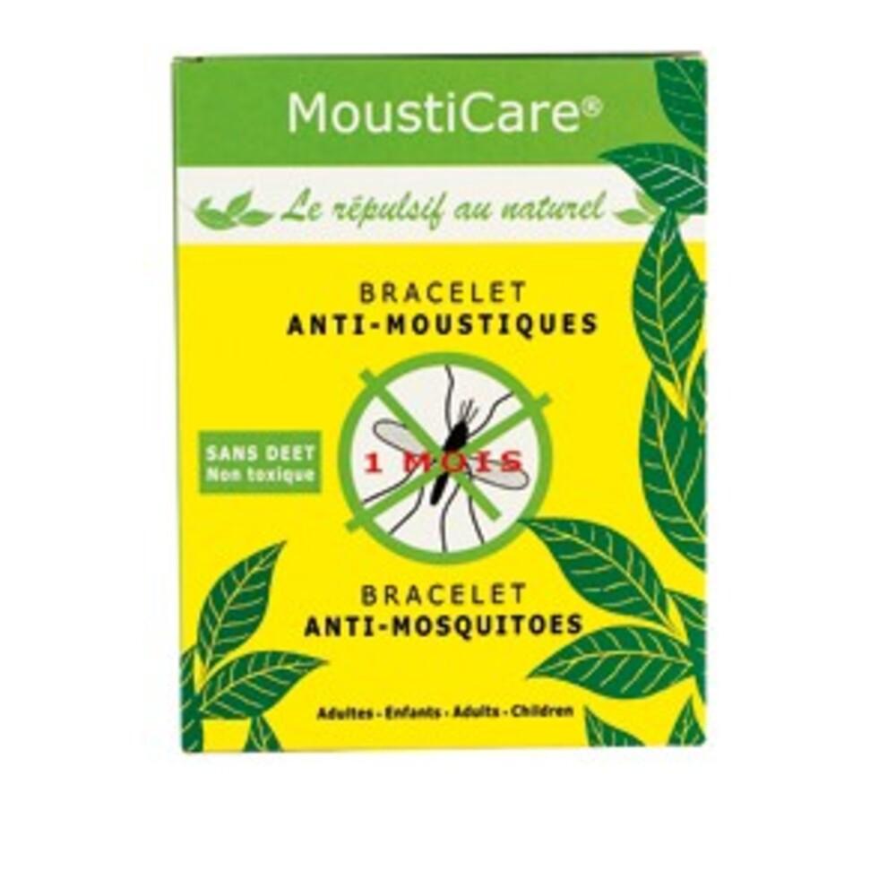 Bracelet anti-moustiques - mousticare - mousticare Répulsif naturel-13532