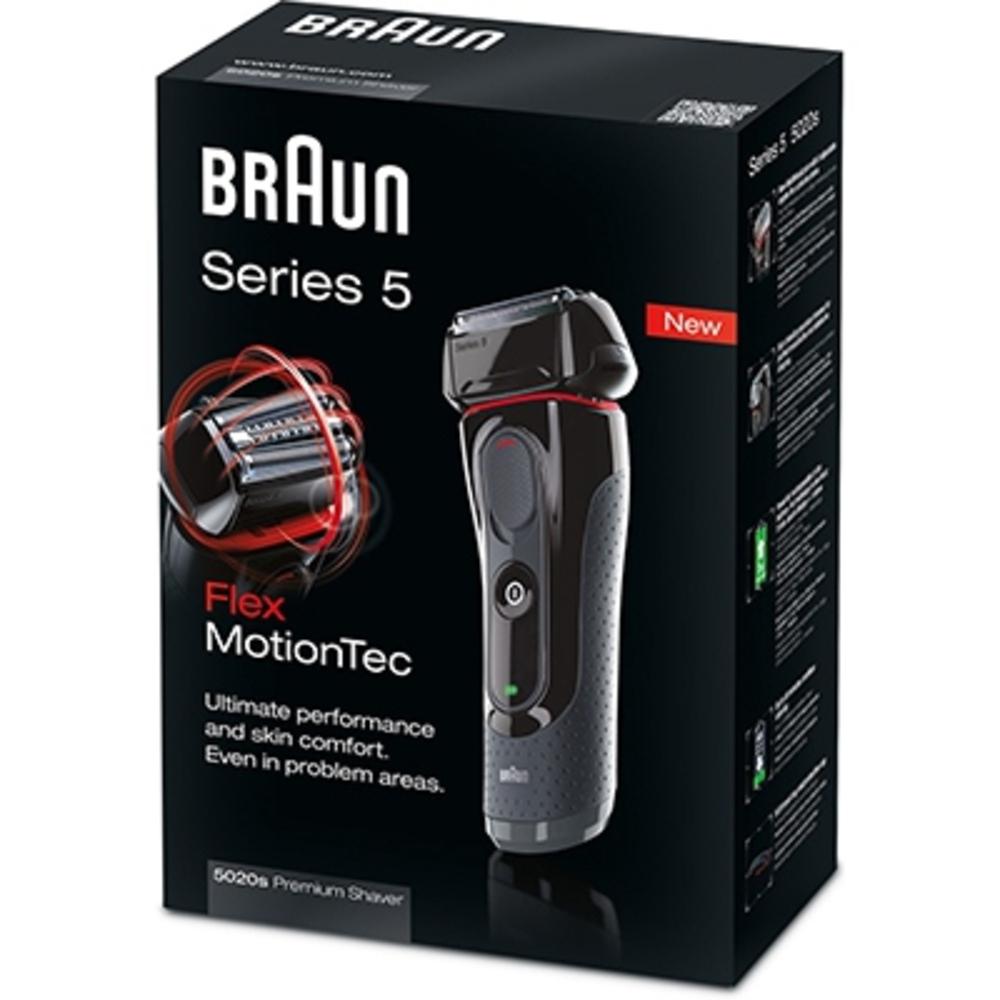 BRAUN Rasoir Electrique Series 5 5020 - Braun -212718