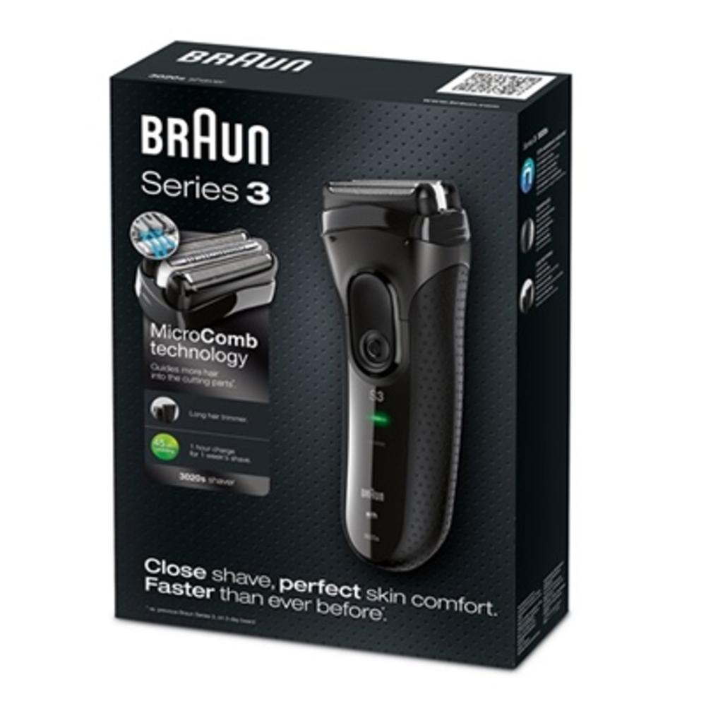 BRAUN Rasoir S3 3020s - Braun -201070