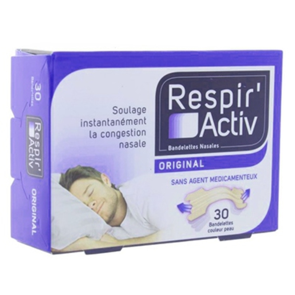 Breathe right respir' activ large - gsk -191000