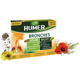 Bronches jour nuit - humer -228363