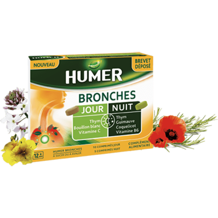 Bronches jour nuit Humer-228363