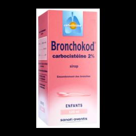 Bronchokod enfants - 125ml - sanofi -206881