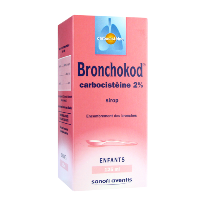 Bronchokod enfants - 125ml Sanofi-206881
