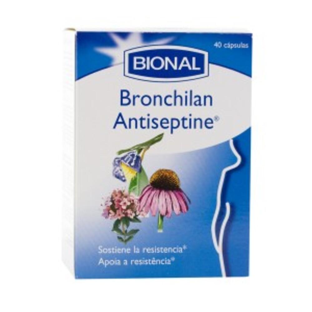 Bronilan antiseptine - 40.0 unites - respiratoire - bional -134214