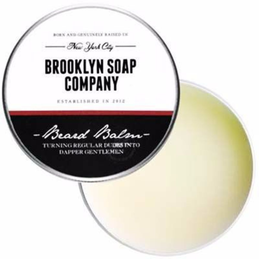 Brooklyn soap baume à barbe 20g - brooklyn soap -215150