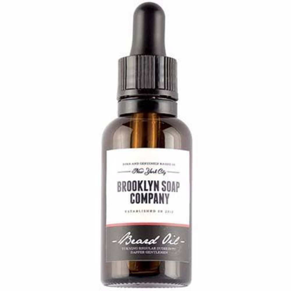 Brooklyn soap huile à barbe 50ml - brooklyn soap -215155