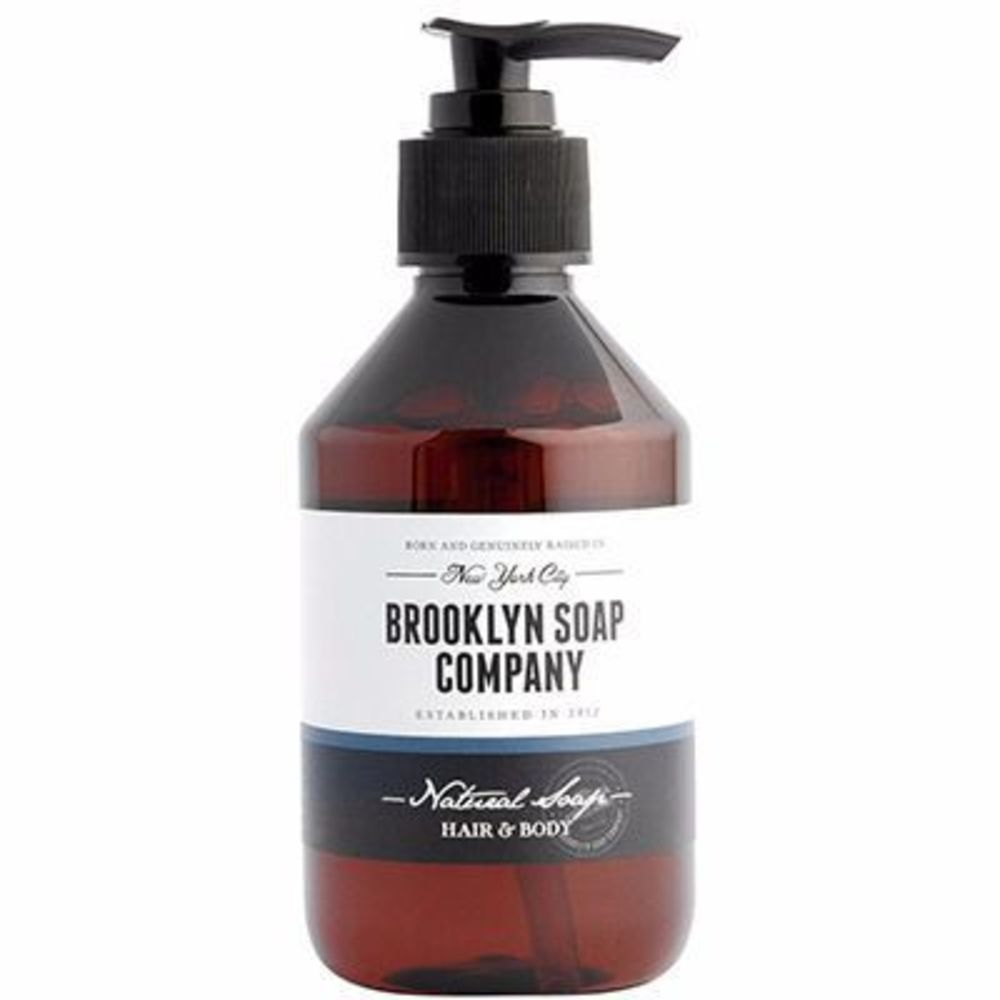 Brooklyn soap savon corps et cheveux 250ml - brooklyn soap -215156
