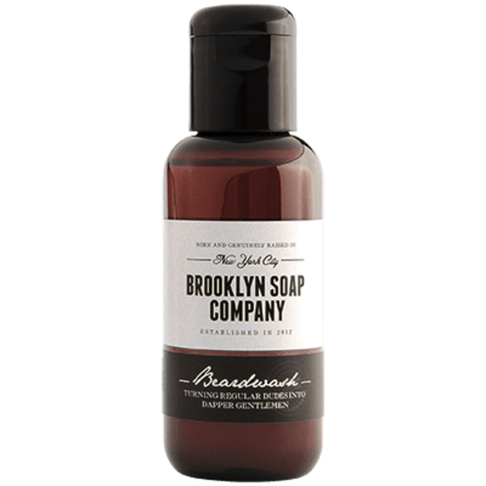 Brooklyn soap shampooing barbe de voyage 100ml - brooklyn soap -215158