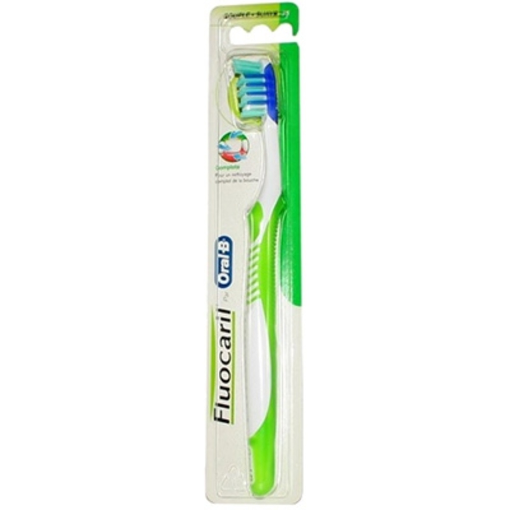 Brosse à dents complete souple - fluocaril -144457