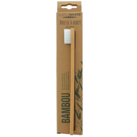 Brosse à dents en bambou - superwhite -222871