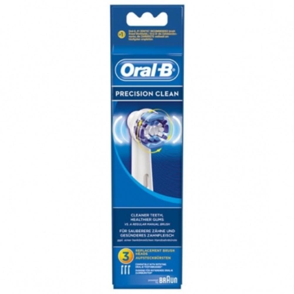 Brossettes precision clean - oral-b -145210