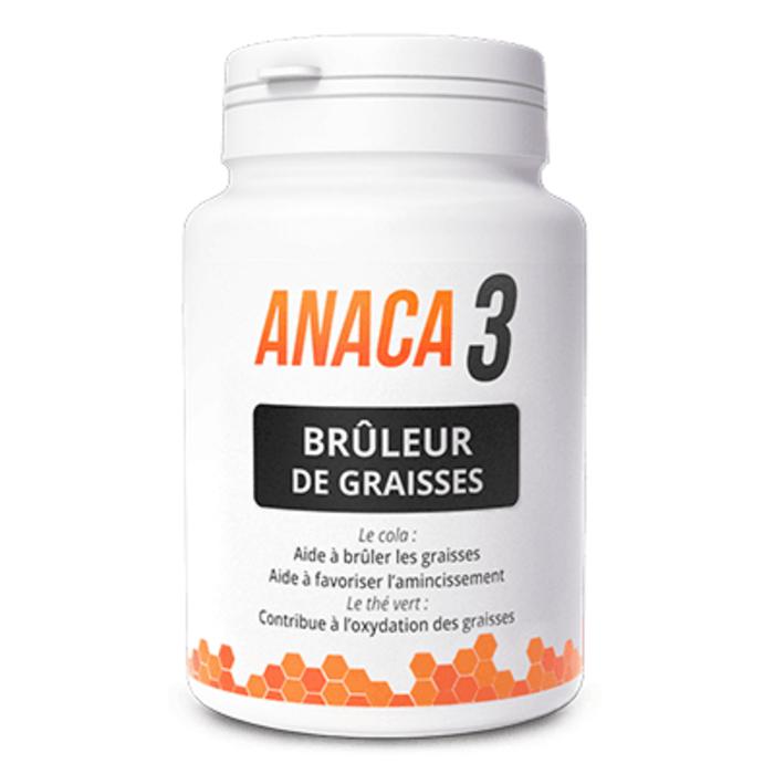 Brûleur de graisses 60 gélules Anaca 3-219407