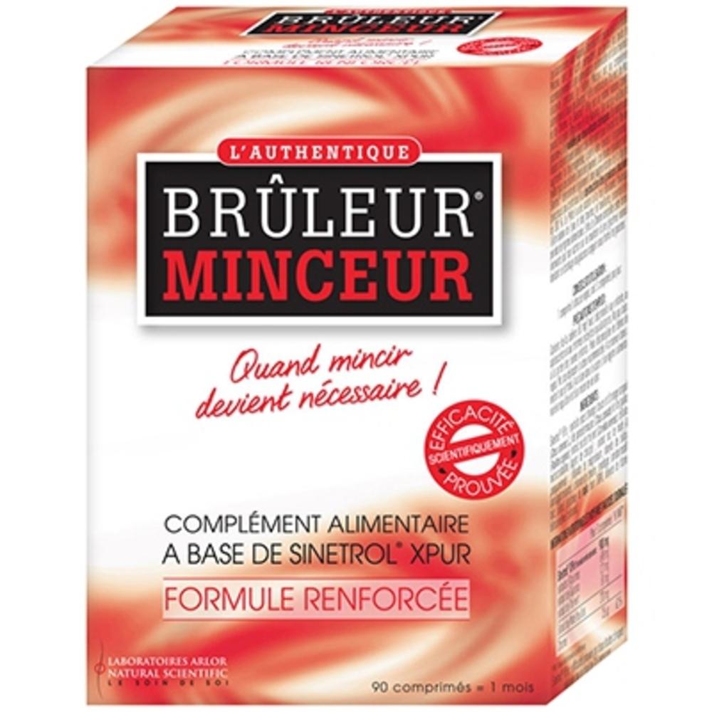 Brûleur Minceur - 90 comprimés - L'authentique -198633