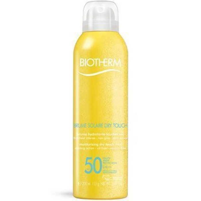 Brume solaire dry touch spf50 200ml Biotherm-213703