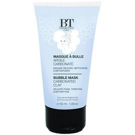 Bt-cosmetics masque à bulle argile carbonaté 50ml - bt cosmetics -221668