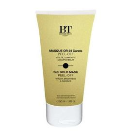 Bt cosmetics masque or 24 carats peel-off 50ml - bt cosmetics -221339