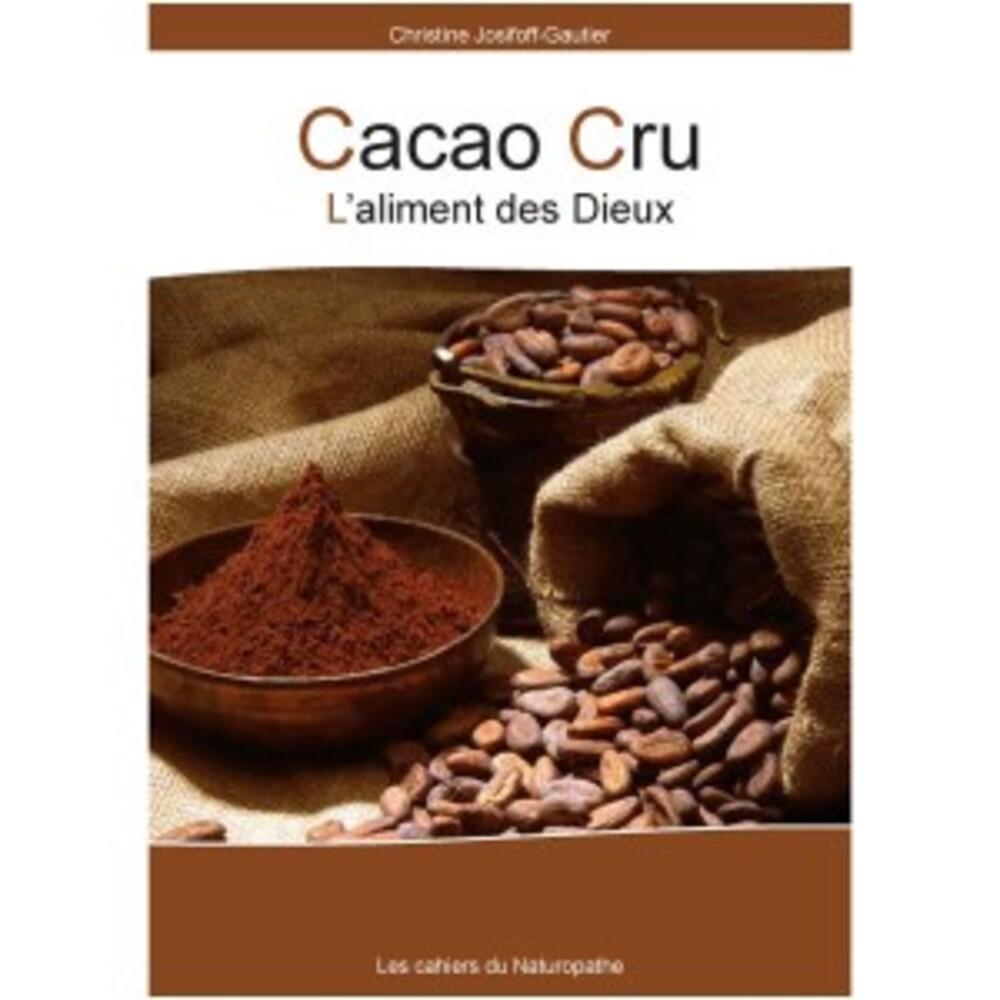 Cahier du naturopathe - cacao cru  - livret a5 - divers - sol semilla -142653