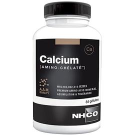 Calcium amino-chélaté - 84 gélules - nhco -204828