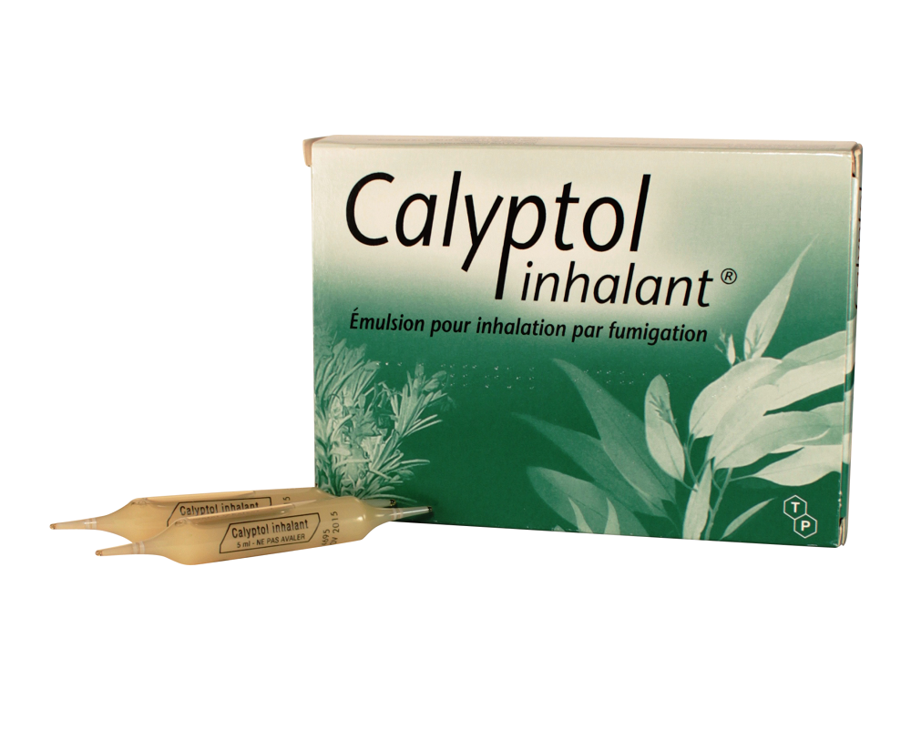 Calyptol inhalant - 10 ampoules x - 5.0 ml - laboratoires techni-pharma -193107