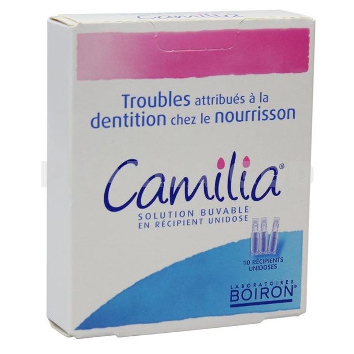 Camilia - 10 x 1ml Boiron-192769