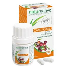 Camu camu 30 gélules - naturactive -215113
