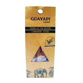 Cannelle bâtons - 25 g - divers - guayapi -136299