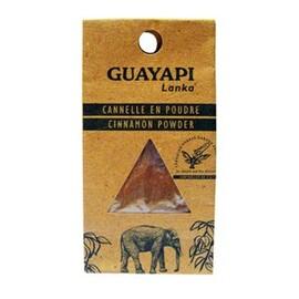 Cannelle poudre - 25 g - divers - guayapi -136298