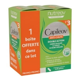 Capileov anti-chute lot de 3 - nutreov -196644