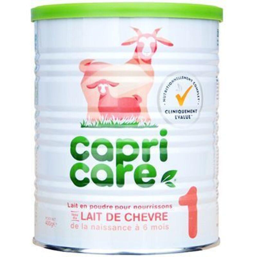 Capricare lait de chèvre 1er âge 800g - pediact -219464