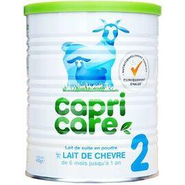 Capricare lait de chèvre 2ème âge 800g - pediact -219465