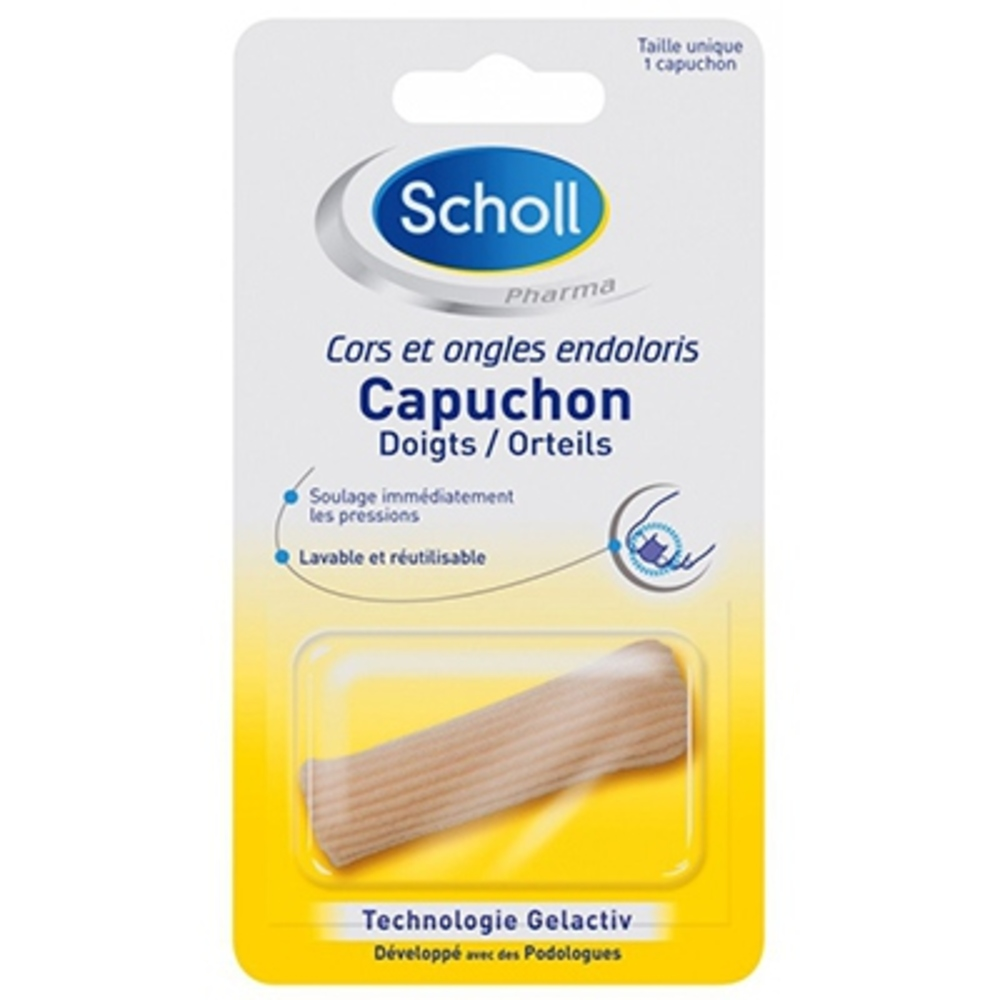 Capuchon doigts orteils - scholl -144806