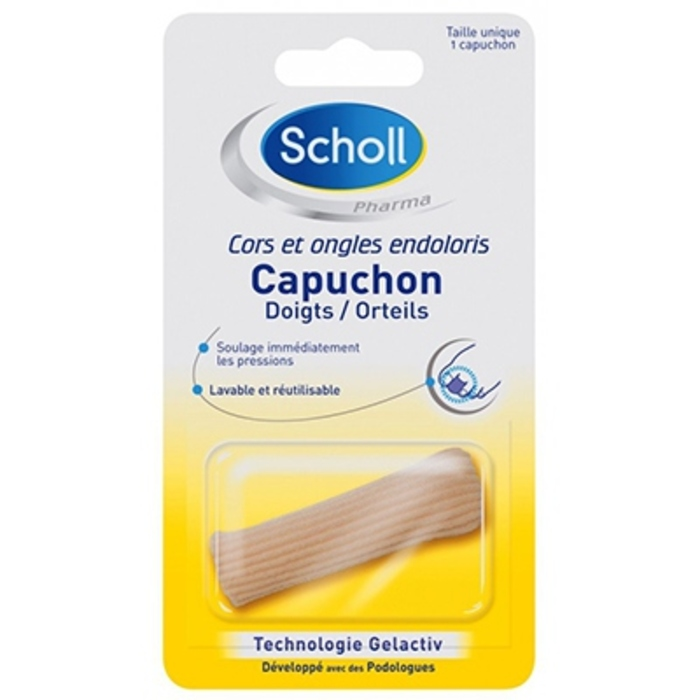 Capuchon doigts orteils Scholl-144806