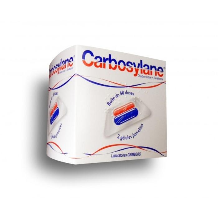 Carbosylane - 96 gélules Laboratoires grimberg-193021