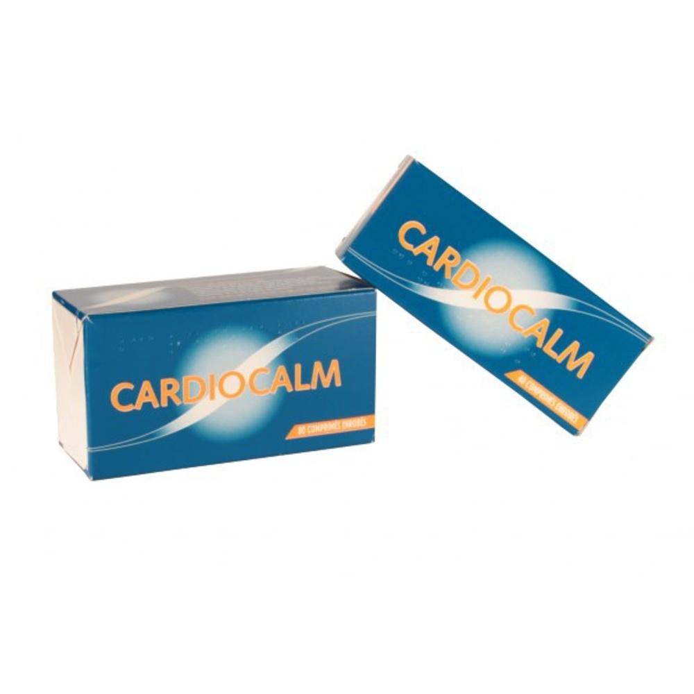Cardiocalm - 40 comprimés - laboratoire pharmastra -192616
