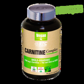 Carnitine complex vegan - stc nutrition -148161