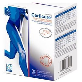 Carticure articulations 30 sachets - arafarma -223326